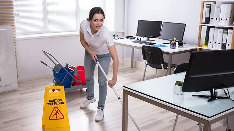 How to Clean the Office