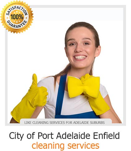 Bond Cleaning in City of Port Adelaide Enfield